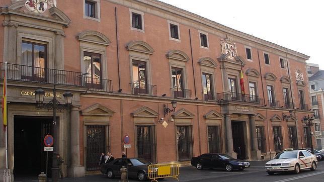 Palacio de los Consejos. ¿Cuales son las Edificaciones más Antiguas de Madrid?
