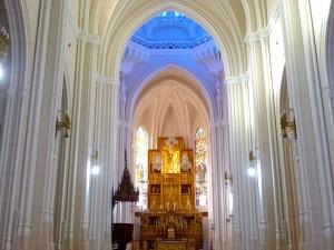 Basílica de la Concepción Barrio salamanca