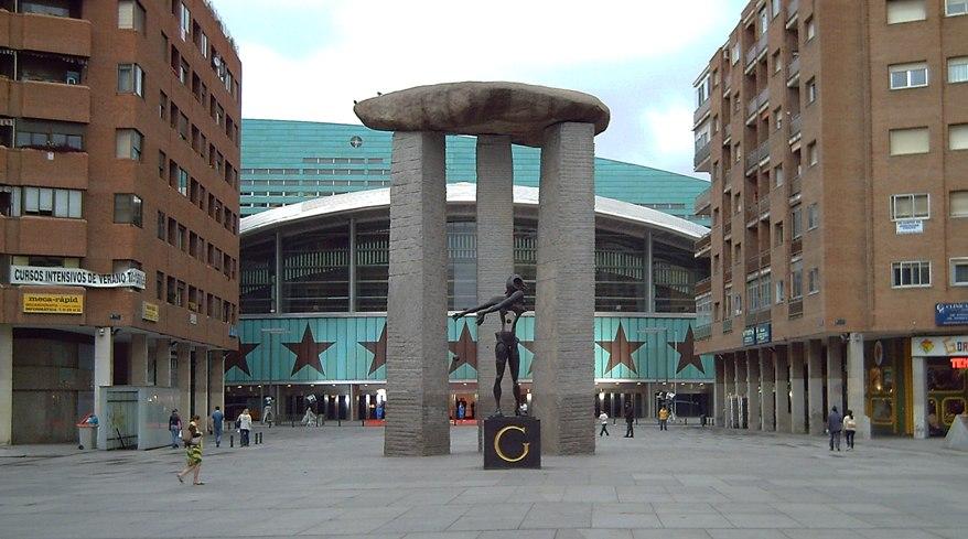 Plaza de Dalí - Barrio Salamanca