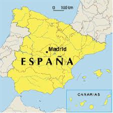 Ubicación geográfica de España