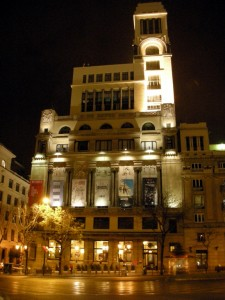 circulo de bellas artes Madrid