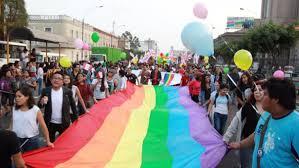 celebración por el día del orgullo gey