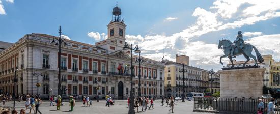 Conocer Madrid en 2 Días